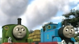 VIDEO: Thomas the Tank Engine Speaks