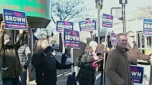 VIDEO: Coakley-Brown Senate Race High-Stakes for Dems, Health Care Overhaul