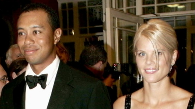 VIDEO: Tiger Woods' ex-wife tells People magazine she was blindsided by the affairs.