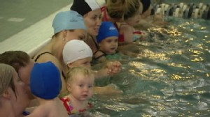 VIDEO: Dr. Richard Bessser explains new guidelines for when to teach kids to swim.