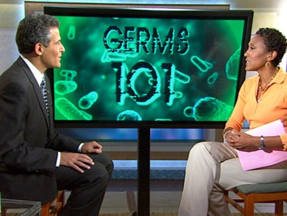VIDEO: ABCs Dr. Richard Besser explains how to keep yourself from getting sick.