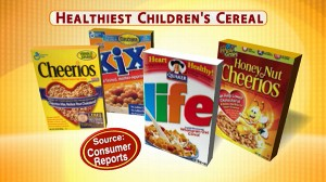 VIDEO: Getting the Sugar Out of Cereal