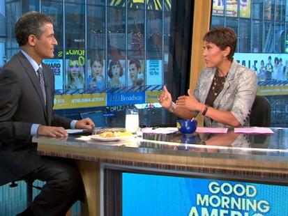 VIDEO: Dr. Richard Besser explains the recommendations aimed at fighting obesity.
