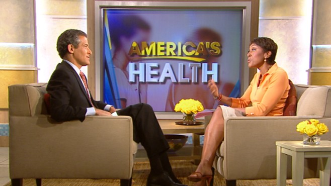 VIDEO: Dr. Richard Besser offers tips for getting the most out of your physical.