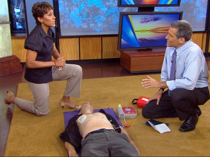 VIDEO: Dr. Richard Besser explains sudden cardiac arrest and how to respond to it.