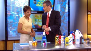 VIDEO: Dr. Richard Besser explains how to prevent and react to poisonings.