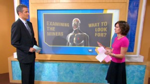 VIDEO: Dr. Richard Besser explains the health exams each miner will undergo.