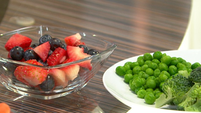 VIDEO: New study confirms a diet high in fruits and vegetables prevents heart disease.