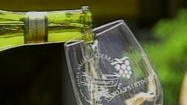 VIDEO: Study finds women who drink three alcoholic beverages a week are at higher risk.