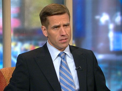 VIDEO: Beau Biden discusses his nearly year-long service in Iraq.