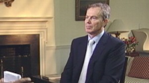 VIDEO: Saddam Ouster Right, Even Without WMDs: Blair
