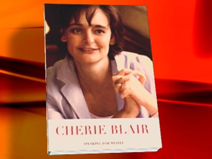 Cherie Blairs memoir, Speaking for Myself