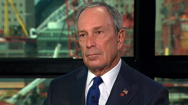 VIDEO: Mayor Bloomberg