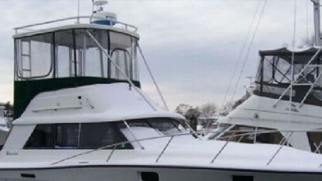 VIDEO:  Three children are dead after Oyster Bay, N.Y., yacht capsizes in L.I. Sound.