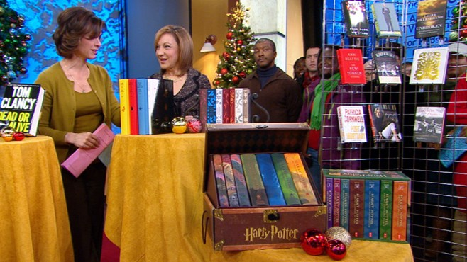 VIDEO: The Daily Beast's Janice Kaplan lists the books that should be under your tree.