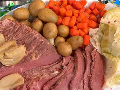 Danny Boome S Irish Boiled Corned Beef Dinner
