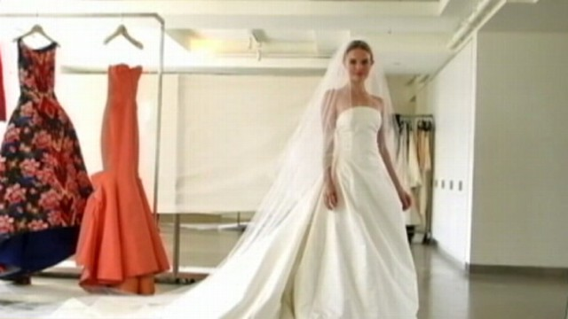 VIDEO: Vogue magazine has all the details on the actress big day.