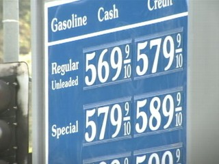 Watch: $6 Gas Forcing Stations to Close
