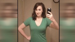 VIDEO: Woman captures 88-pound weight loss with monthly inspiration photos.