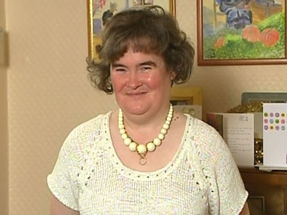 VIDEO: Susan Boyles performance on Britains Got Talent made her an Internet star.