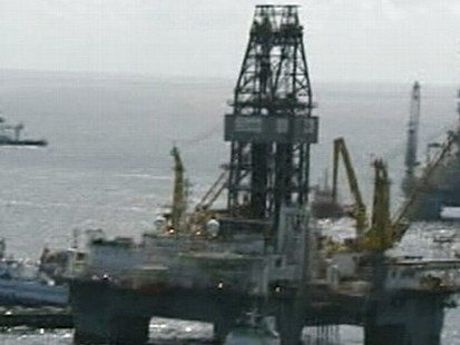 VIDEO: In a new nternal report, BP fingers Transocean.
