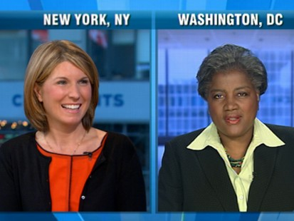 VIDEO: Donna Brazile and Nicolle Wallace weigh in on the Arizona immigration bill.