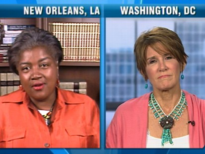 VIDEO: Mary Matalin and Donna Brazile on President Obama