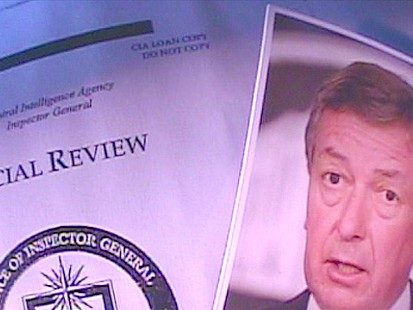 VIDEO: New Allegations Against CIA