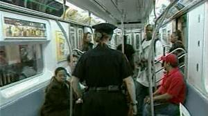 VIDEO: Eight years after the 9/11 attacks, experts say the transit system could be hit.