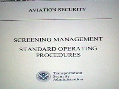 VIDEO: Massive TSA Security Breach As Agency Gives Away Its Secrets
