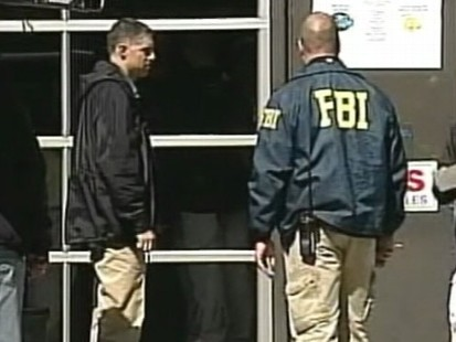 VIDEO: Federal agents arrest three Pakistani men after raids in three states.