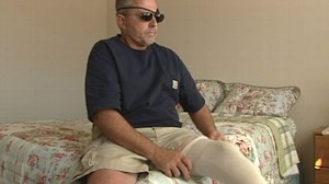 VIDEO: The insurance giant doled out hefty bonuses but skimped on disability benefits.