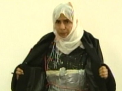VIDEO: Women may be connected to al Qaeda and may have Western passports.