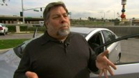 VIDEO: Apple co-founder Steve Wozniak reports runaway problems with his Prius.