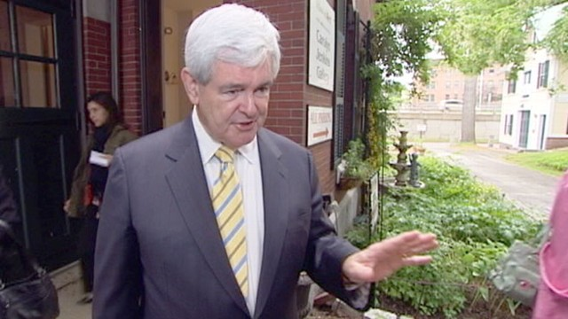 VIDEO: Brian Ross on whether Gingrichs charitable organizations promoted his career.