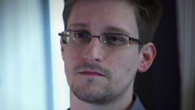 Video: Edward Snowden Answers Questions From Hiding Place