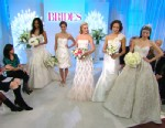 VIDEO: Brides editor Millie Martini Bratten introduces new trends in bridal gown.