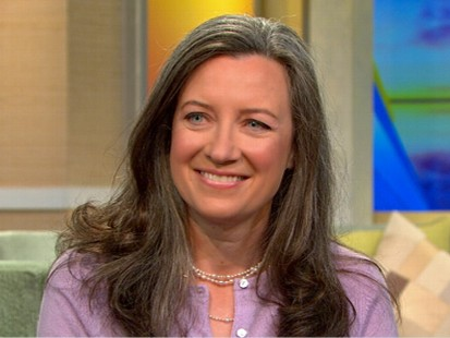 VIDEO: The former magazine editor wrote a book about losing her job and finding hope.