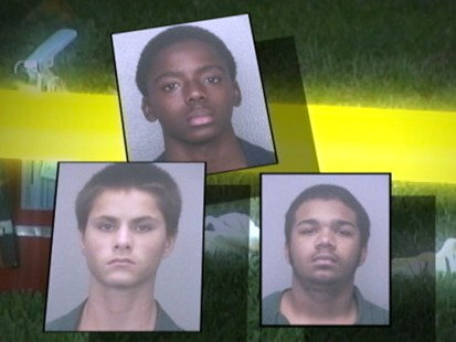 VIDEO: Matthew Brent and Jarvis and Jesus Mendes are charged with attempted murder.