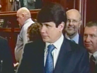 A picture of Rod Blagojevich.