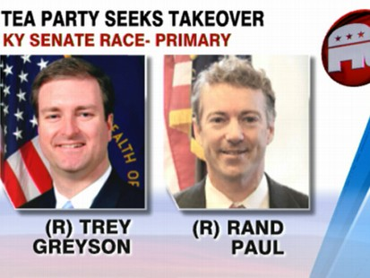 VIDEO: Tea Party Seeks Takeover