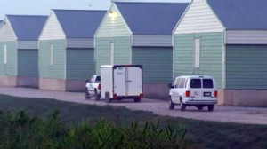 VIDEO: The FDA inspects two Iowa farms involved in widespread recall.