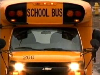 Watch: School Bus Drivers Caught Speeding, Running Lights