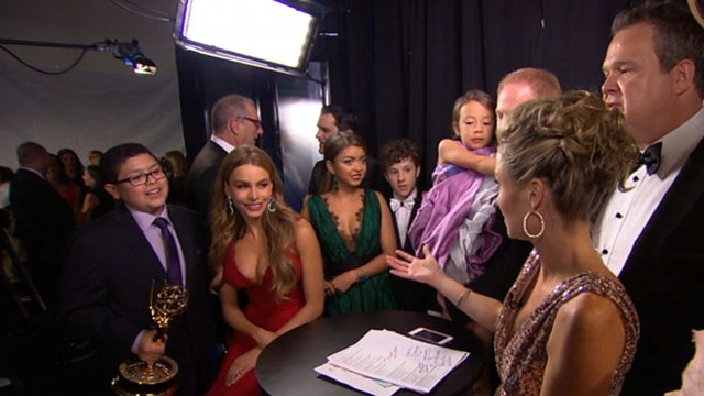 VIDEO: Get an inside look at the award shows biggest moments.