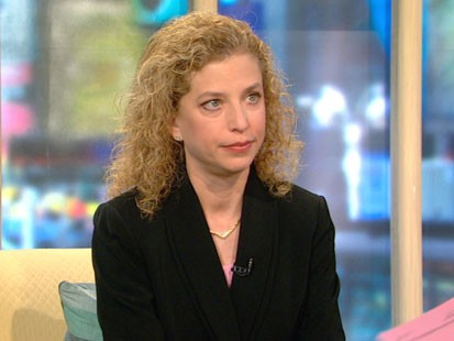 VIDEO: Debbie Wasserman Schultz reveals her successful battle with breast cancer.