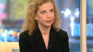 VIDEO: Debbie Wasserman Schultz reveals her successful battle with breast cancer.