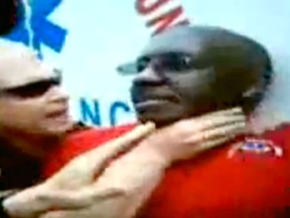 VIDEO: Cops Controversial Emergency Stop