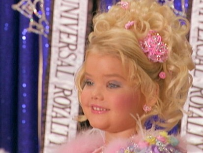"VIDEO: Are contestants in ""Toddlers and Tiaras"" too young for a healthy competition?"