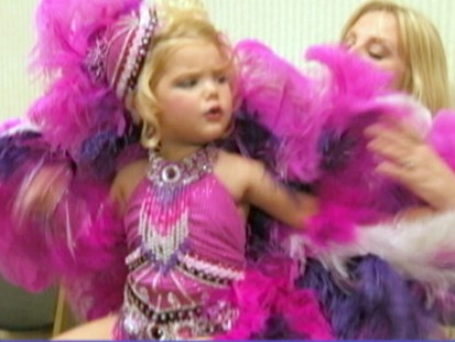 VIDEO: Using Children to Gain Fame