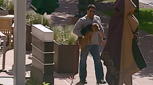 VIDEO: Security expert Bill Stanton offers tips to keep your pet from being snatched.